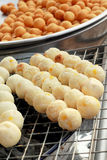 Roasted sweet potatoes asia style Stock Photo