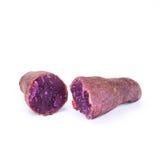 Roasted sweet potatoes Stock Image