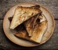 Roasted toast bread Royalty Free Stock Image