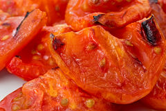 Roasted Tomatoes Stock Photos