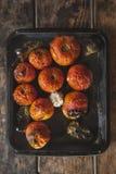 Roasted Tomatoes Royalty Free Stock Photos