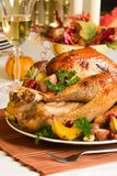 Roasted turkey Stock Images