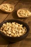 Roasted Unsalted Peanuts Stock Image