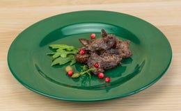 Roasted venison Royalty Free Stock Image