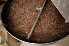 roaster καφέ Στοκ Φωτογραφίες