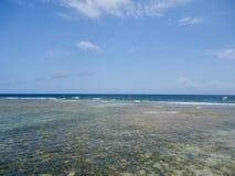 Roatan, Honduras plaża Obrazy Royalty Free