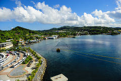 Roatan Honduras Royalty Free Stock Photography
