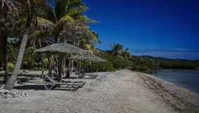 Roatan Hondures Beach Stock Photography