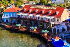 ROATAN ILAND HONDURAS Fotografia Royalty Free
