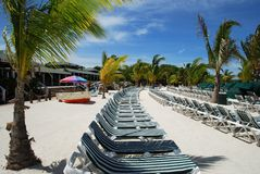 Roatan Island Resorts Stock Images