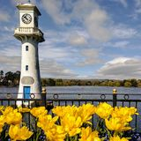Roath Park Cardiff Stock Images