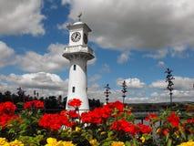Roath parka pomnika latarnia morska Zdjęcia Stock