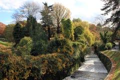 Roathpark Arburetium Cardiff stock fotografie