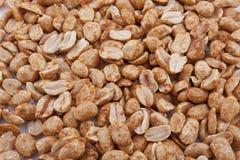 Roatsed peanuts Royalty Free Stock Photo