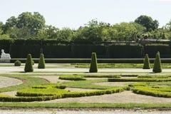Roayal garden Stock Image