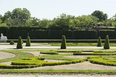 Roayal ogród Obraz Stock