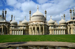 Roayl Pavilion, England, Brighton, UK. The Royal Pavilion a former Royal residence located in Brighton, England, East Sussex, UK Stock Images