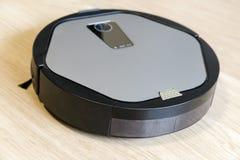 Robótica - el robot automatizado el aspirador Fotografía de archivo libre de regalías