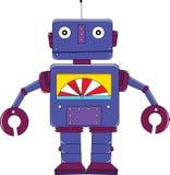 Robô Fotografia de Stock Royalty Free