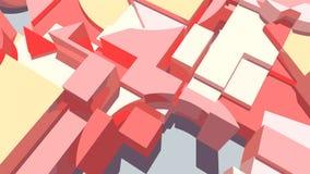 Robô de espaço dos doces imagens de stock