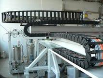 Robô industrial Imagens de Stock
