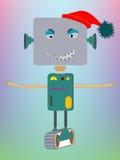 Robô que pede um hug ilustração royalty free