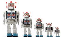 Robôs Fotos de Stock Royalty Free