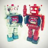 Robô Fotos de Stock Royalty Free