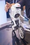 Robô 2014 de CES Imagem de Stock Royalty Free