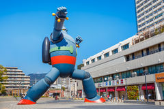 Robô de Gigantor (Tetsujin 28) Imagens de Stock