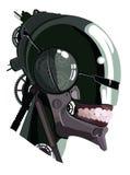 Robô de sorriso Foto de Stock