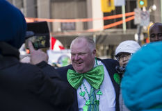 Rob Ford stock image