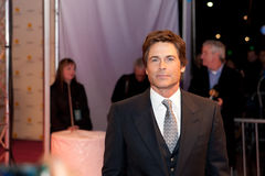 Rob Lowe Foto de Stock Royalty Free