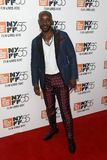 Rob Morgan. Actor Rob Morgan attends the `Mudbound` premiere at Alice Tully Hall at Lincoln Center during the 55th New York Film Festival on October 12, 2017 in royalty free stock photo