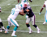 Rob Ninkovich New England Patriots Stock Photo