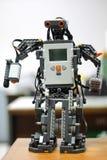 Robôs Imagem de Stock Royalty Free