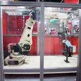 robôs Fotografia de Stock