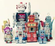 robôs Imagem de Stock