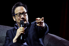 Rob Schneider in Manila stockfoto