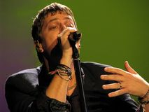 Rob Thomas Royalty Free Stock Image