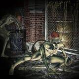 Rob Zombie Image libre de droits