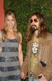 Rob Zombie, lua de Sheri Imagens de Stock
