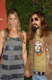 Rob Zombie, Sheri Moon Royalty Free Stock Photos
