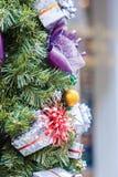 Roba di Natale fuori Fotografie Stock Libere da Diritti