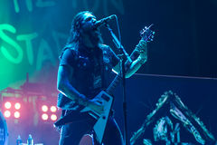 Robb Flynn Royalty Free Stock Photography