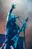 Robb Flynn - Machine Head Royalty Free Stock Photo