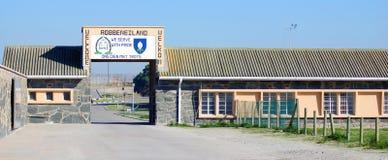 Robben wyspy więzienie Fotografia Royalty Free