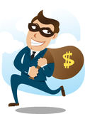Robber Royalty Free Stock Photography