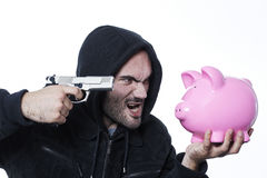 Robber Royalty Free Stock Image