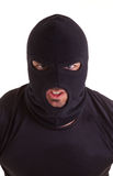 Robber with masked Stock Photos